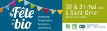 fête de la bio 2015 à St Omer