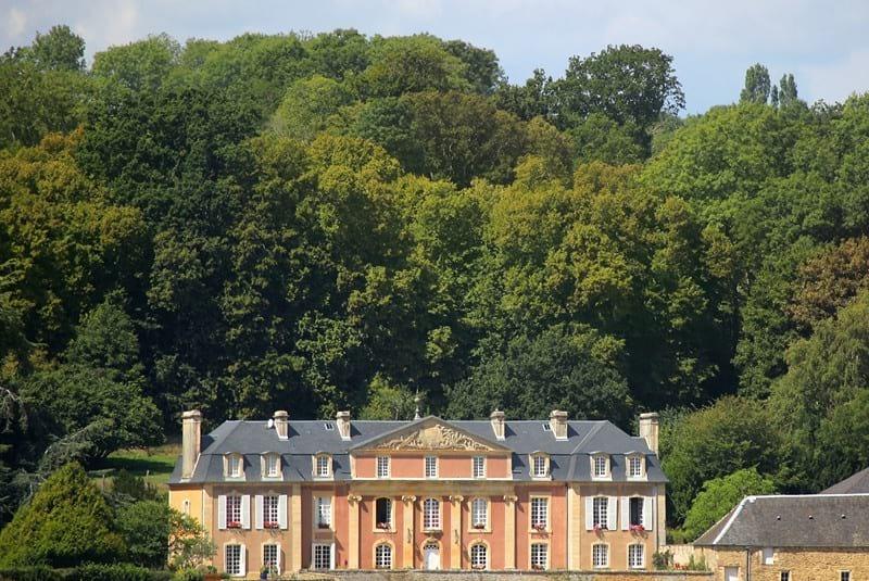 château du vaugroult
