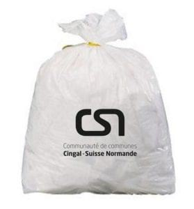 Sac transparent 3CSN
