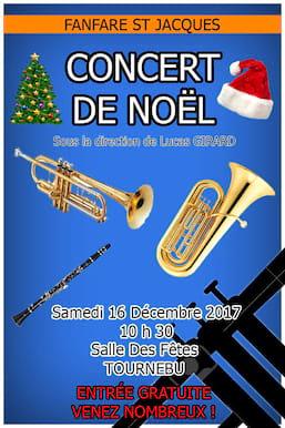 concert de noel Tournebu