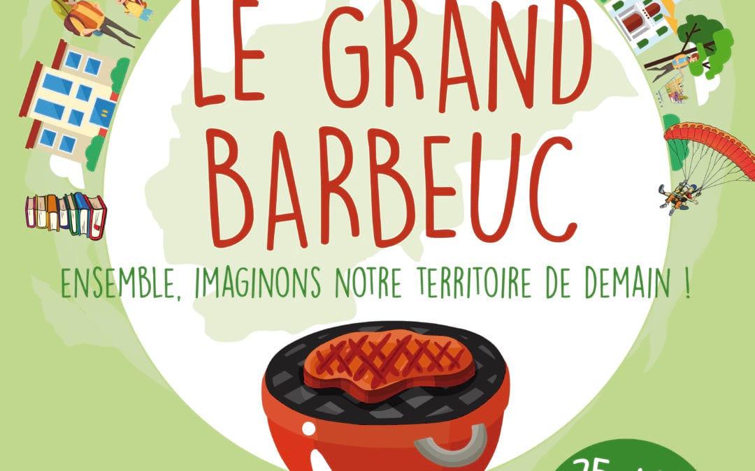 Le Grand Barbeuc du Cingal-Suisse Normande aura lieu le 25 mai prochain !