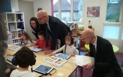 """Retour sur la Visite """"Mathématiques & numérique"""" à Clécy le 31 janvier 2020"""